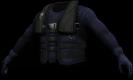 Combat Diving Suit (Blue) (Cosmetic)