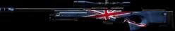UK FLag L96A1 Magnum