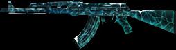 Ice Crystal AK-47