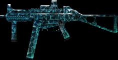 Ice Crystal UMP45