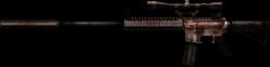 Rusty M6A3 DMR