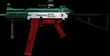 Mexico Flag UMP45 SE