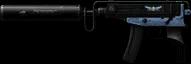 Skorpion Black MOD MARK II