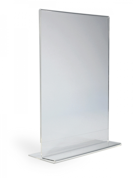 Menu T - Holder 1/3 A4, JJ DISPLAYS, 1/3 A4 99 x 210 mm, Portrait
