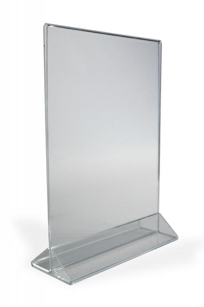 Menu Card Holder A3, JJ DISPLAYS, 297 x 420 mm, Landscape