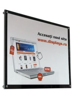Acrylic Poster Frame A3, JJ DISPLAYS, 297 x 420 mm
