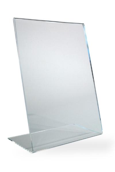 Acrylic L - Display din plexiglas A3, JJ DISPLAYS, 297 x 420 mm, Landscape
