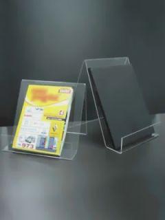 Table Top Display A4, JJ DISPLAYS, 210 x 297 mm, Portrait
