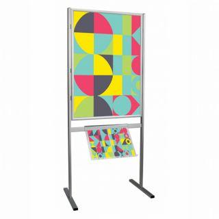 Info Board A1, JJ DISPLAYS, 594 x 841 mm, simplă față