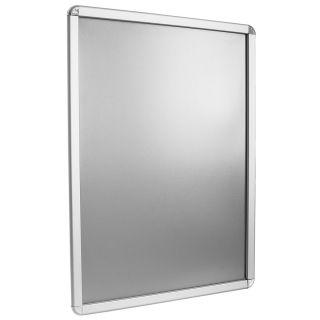 Ramă click Poster Frame din aluminiu 32, colțuri rotunde S5, JJ DISPLAYS, 500 x 700 mm