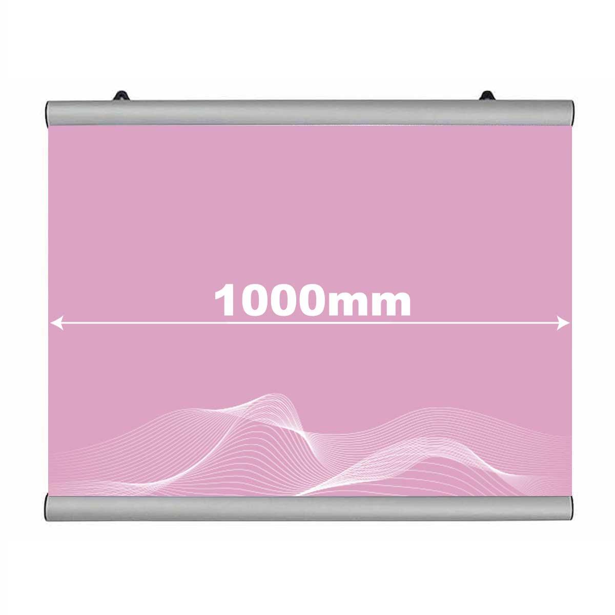 Poster Hanger Click, JJ DISPLAYS, 1000 mm