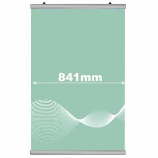 Poster Hanger Click, JJ DISPLAYS, 841 mm