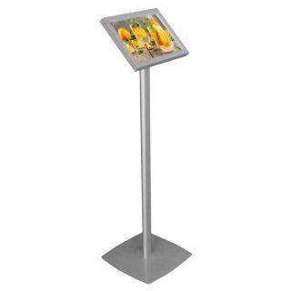 Menuboard cu display iluminat, casetă luminoasă cu leduri A4, JJ DISPLAYS, 210 x 297 mm
