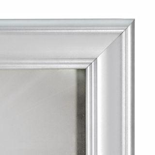 Ramă click ART, cu profile din aluminiu eloxat, JJ DISPLAYS, dimensiuni la cerere