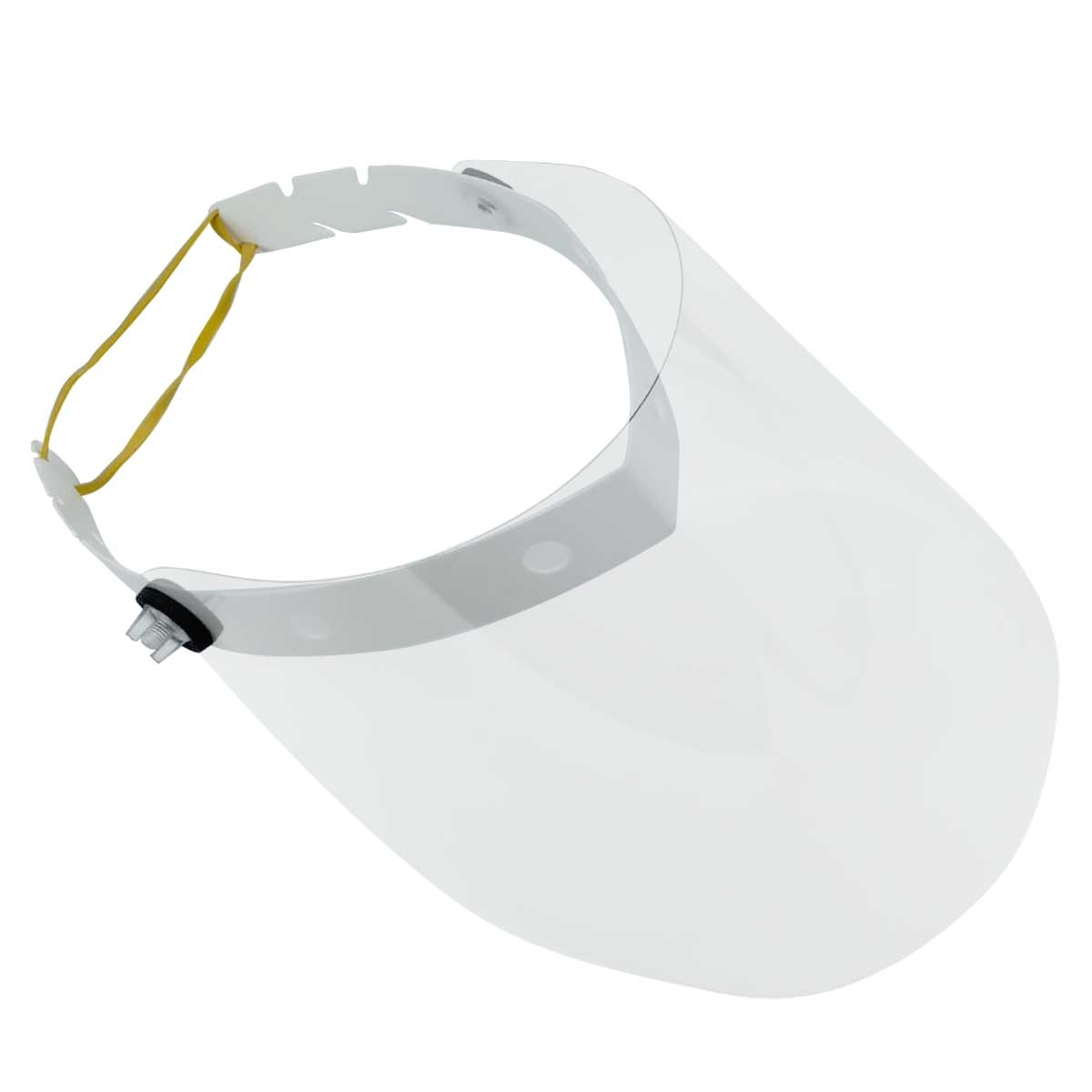 Vizieră rabatabilă pentru protecție facială, JJ DISPLAYS