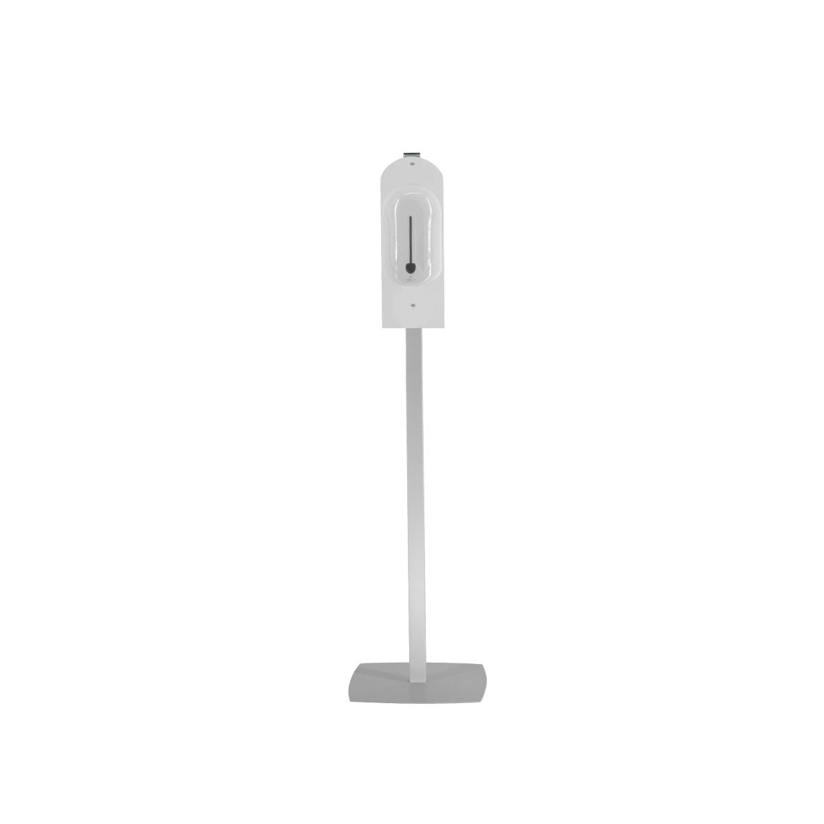 Stativ cu dozator automat pentru dezinfectare maini, JJ DISPLAYS