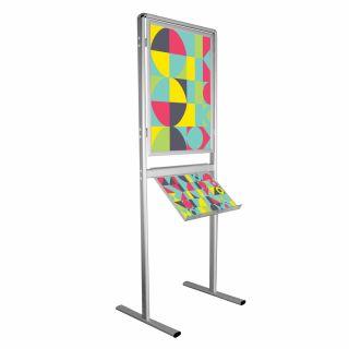 Info Board - Classic A1, JJ DISPLAYS, 594 x 841 mm, simplă față