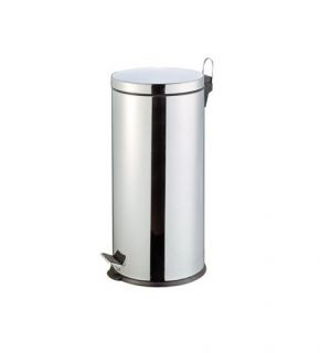 Coș de gunoi din inox, 30L, JJ DISPLAYS