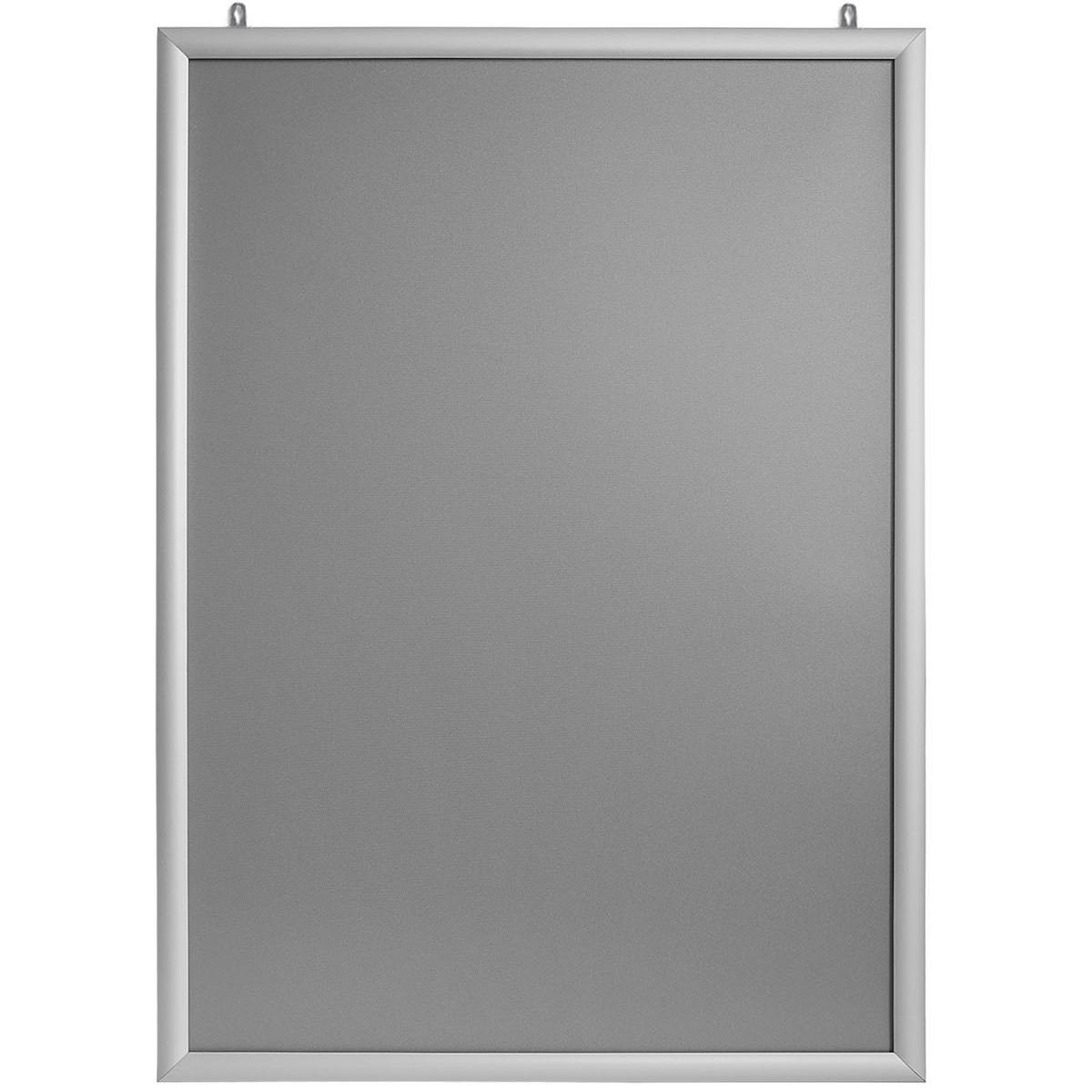 Ramă Click, afișaj ambele fețe S7, JJ DISPLAYS, 700 x 1000 mm