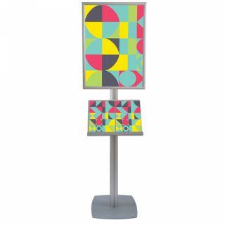 Info Light Box SL A2, JJ DISPLAYS, 420 x 594 mm