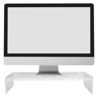 Suport transparent pentru monitor, JJ DISPLAYS