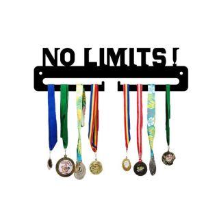 Suport medalii metalic NO LIMITS, JJ DISPLAYS