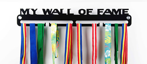 Suport medalii metalic MY WALL OF FAME, JJ DISPLAYS