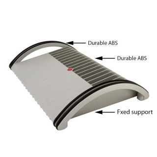 Suport ergonomic pentru susținerea si balansarea picioarelor, JJ DISPLAYS