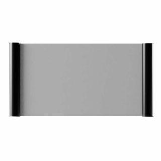 Door sign cu hanger click negru A5, JJ DISPLAYS, 148 x 210 mm