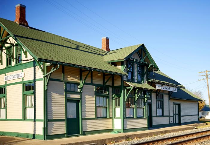 higginsville-station