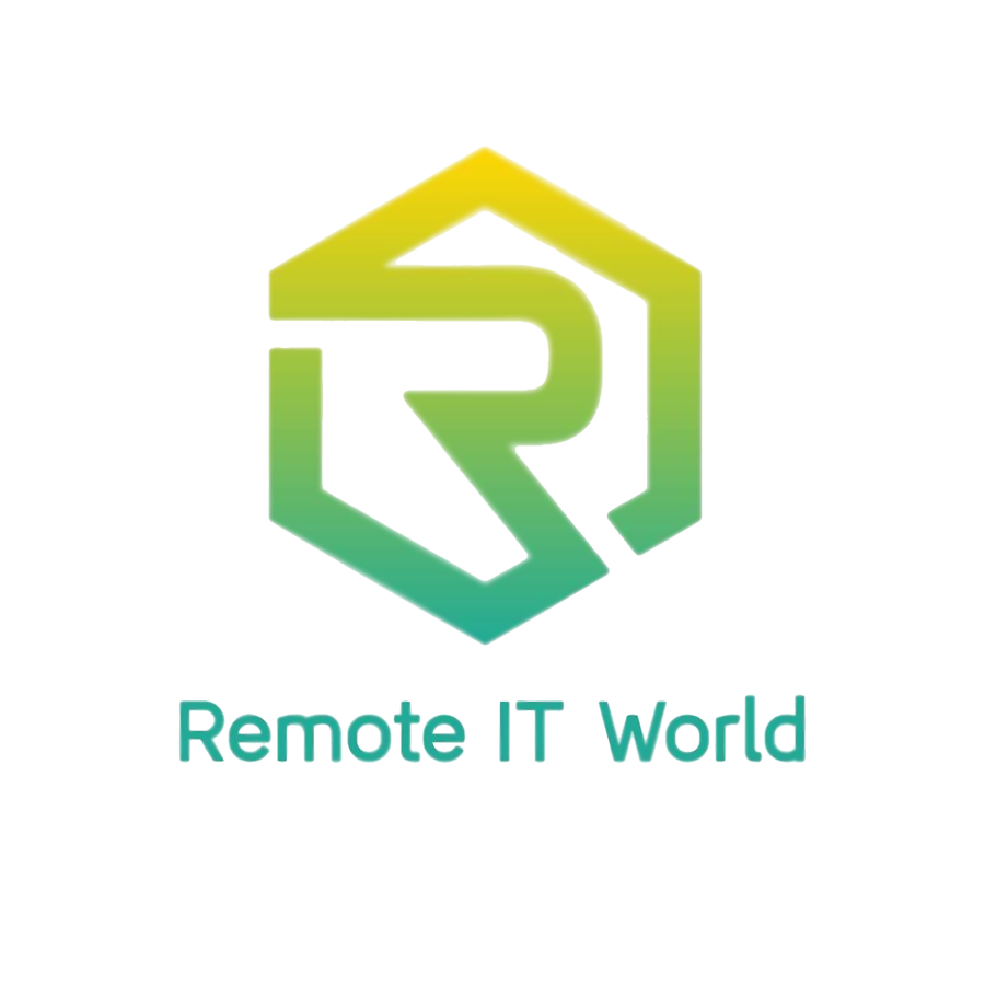 Remote IT World jobs