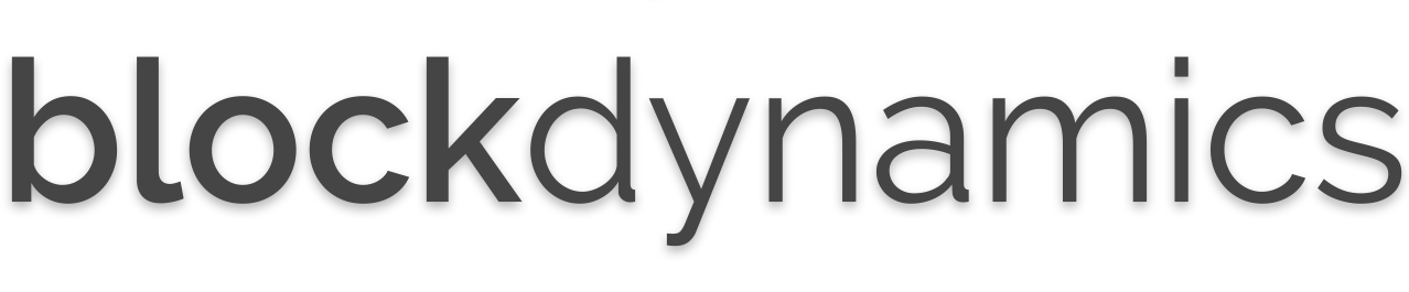 Blockdynamics jobs