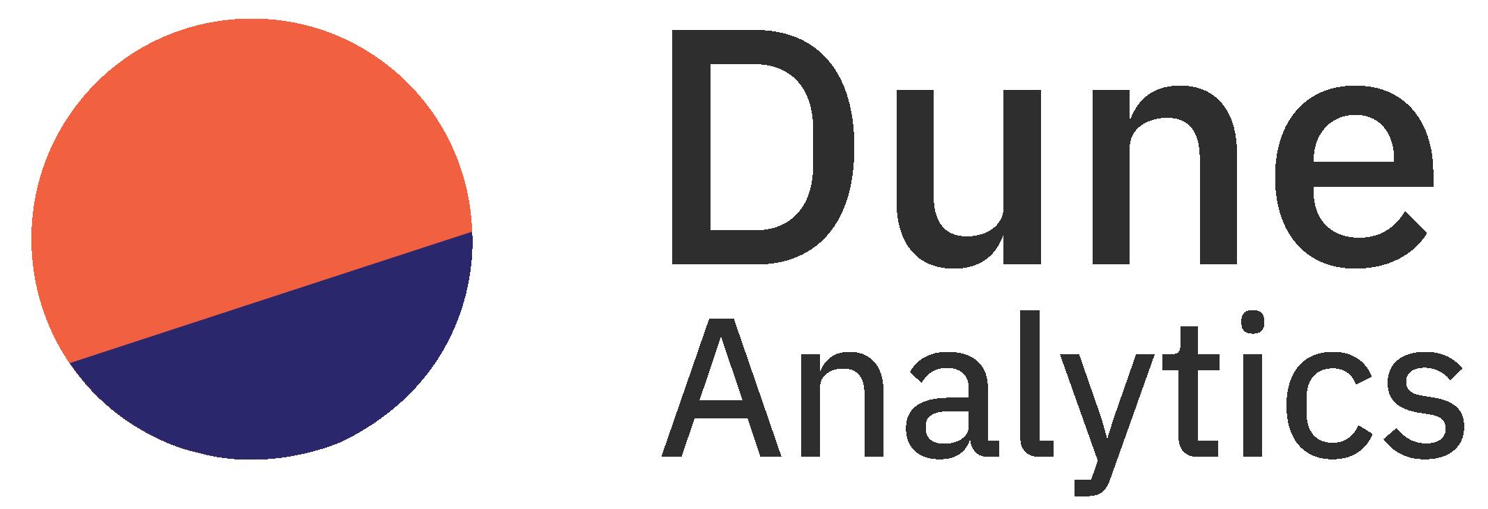 Dune Analytics blockchain jobs