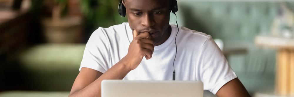 man-taking-online-course