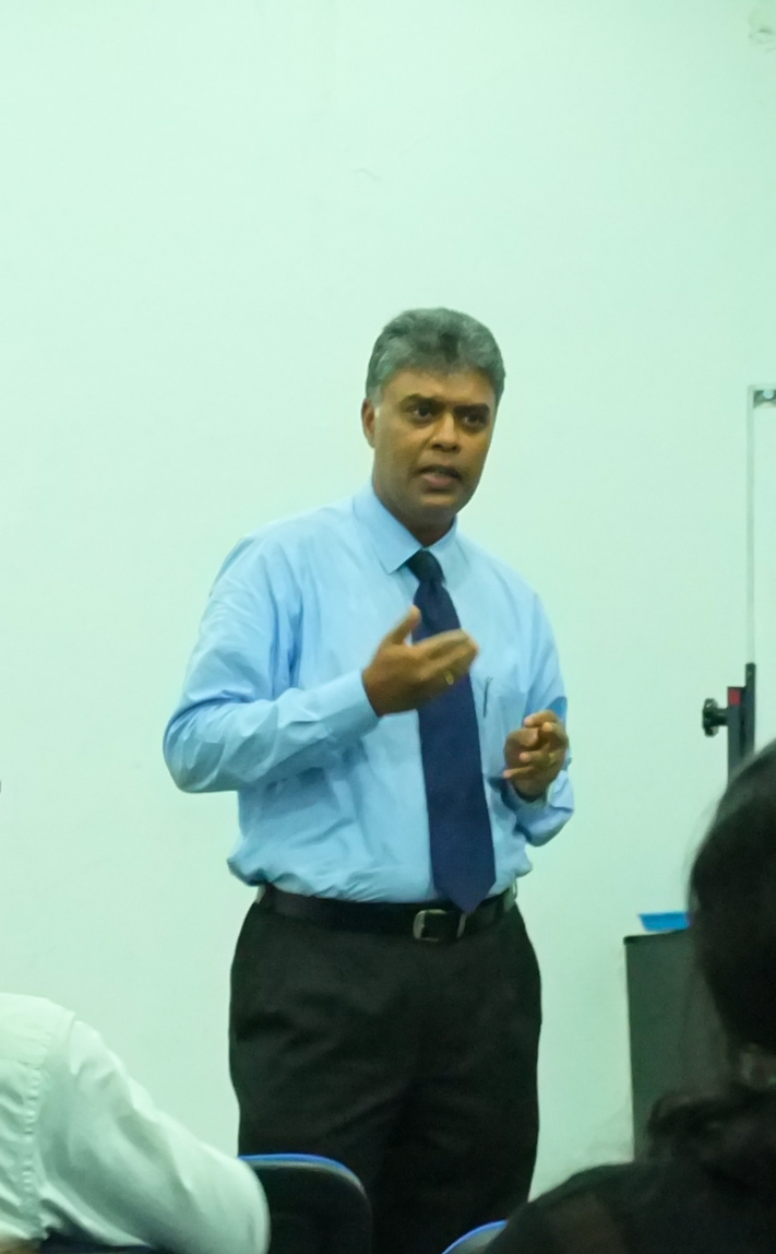 2017 Tuesday Meetup 2 - Mr. Charitha Subasinghe