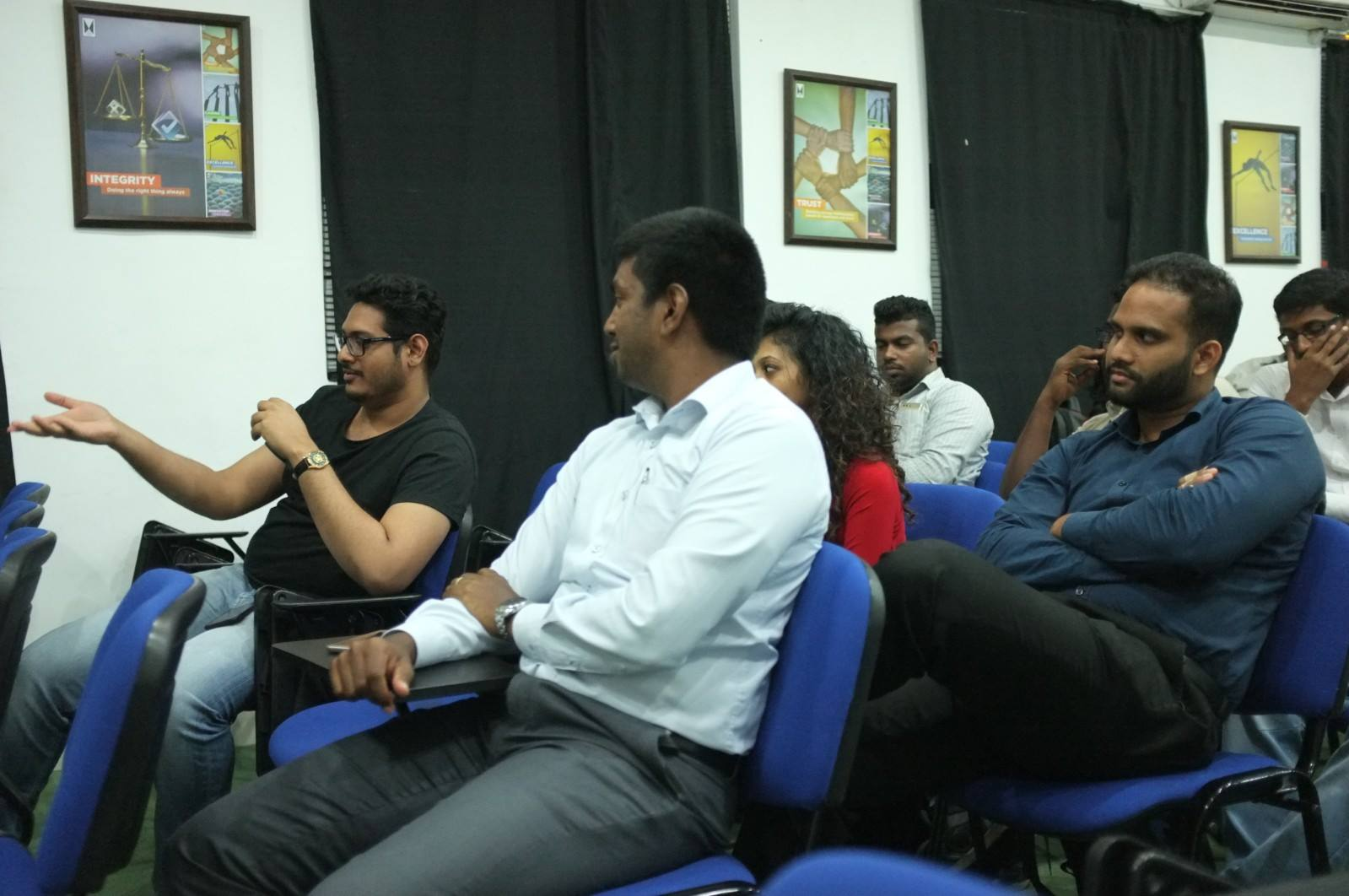 2017 Tuesday Meetup 3 - Mr. Jit Gunaratne