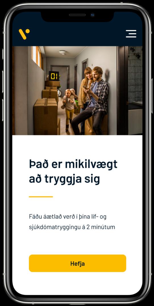 Rafrænn Ráðgjafi.