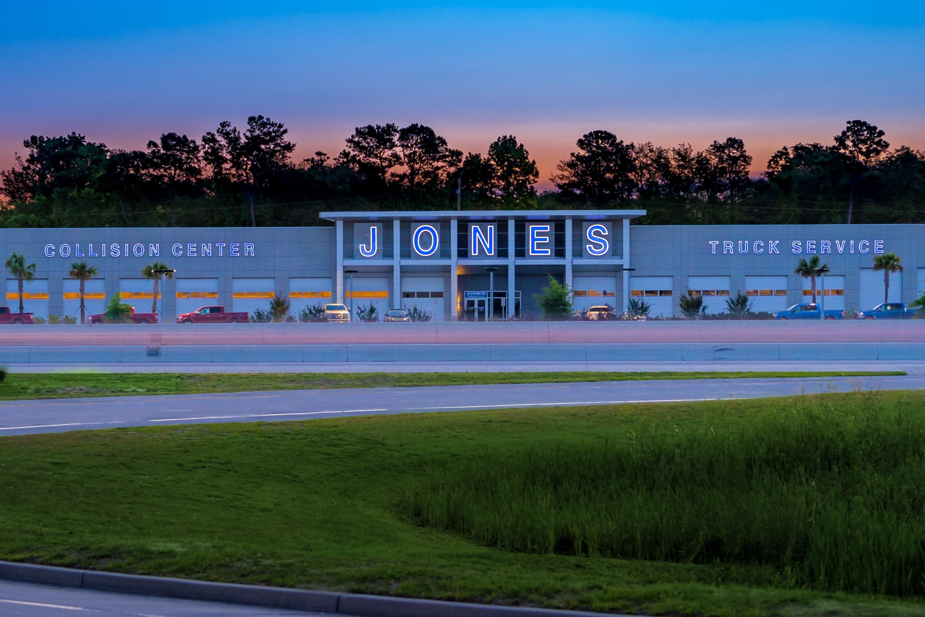 Jones Ford Collision Center