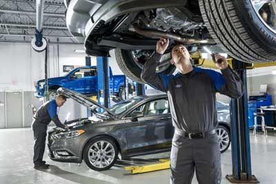 Ford Mechanics