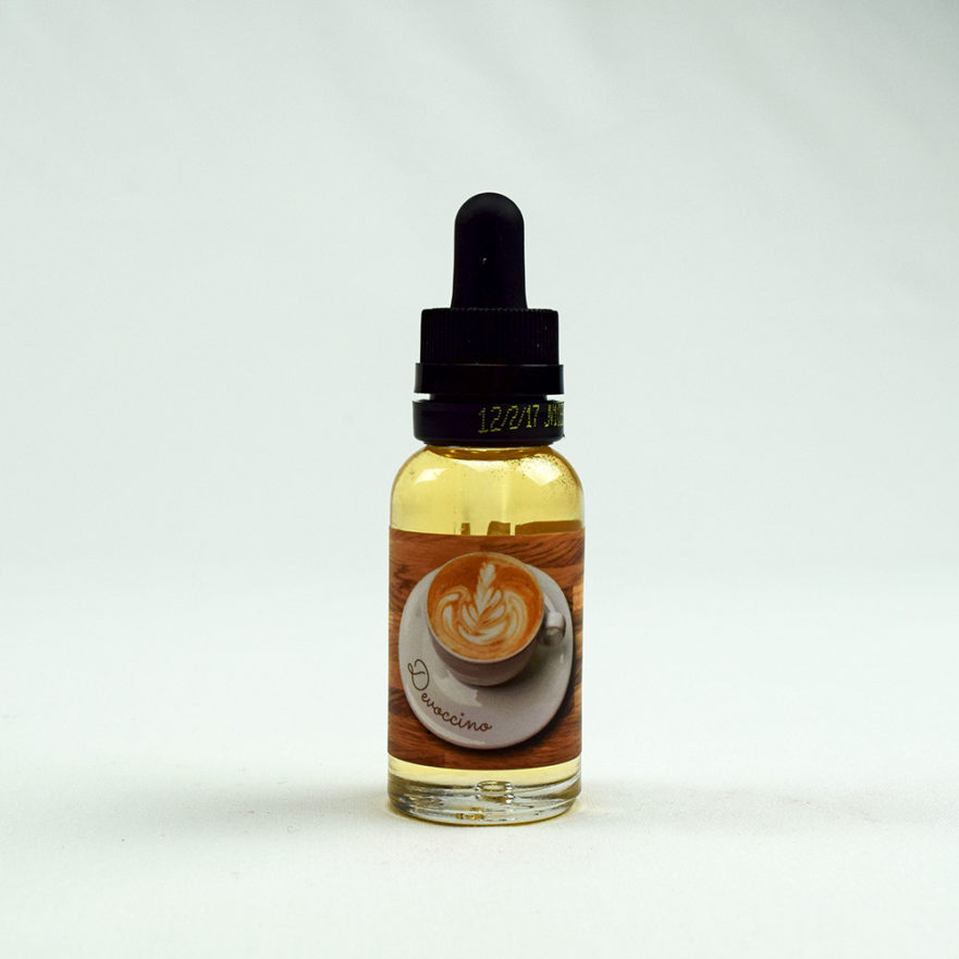 Cappucino Flavored E-Liquid