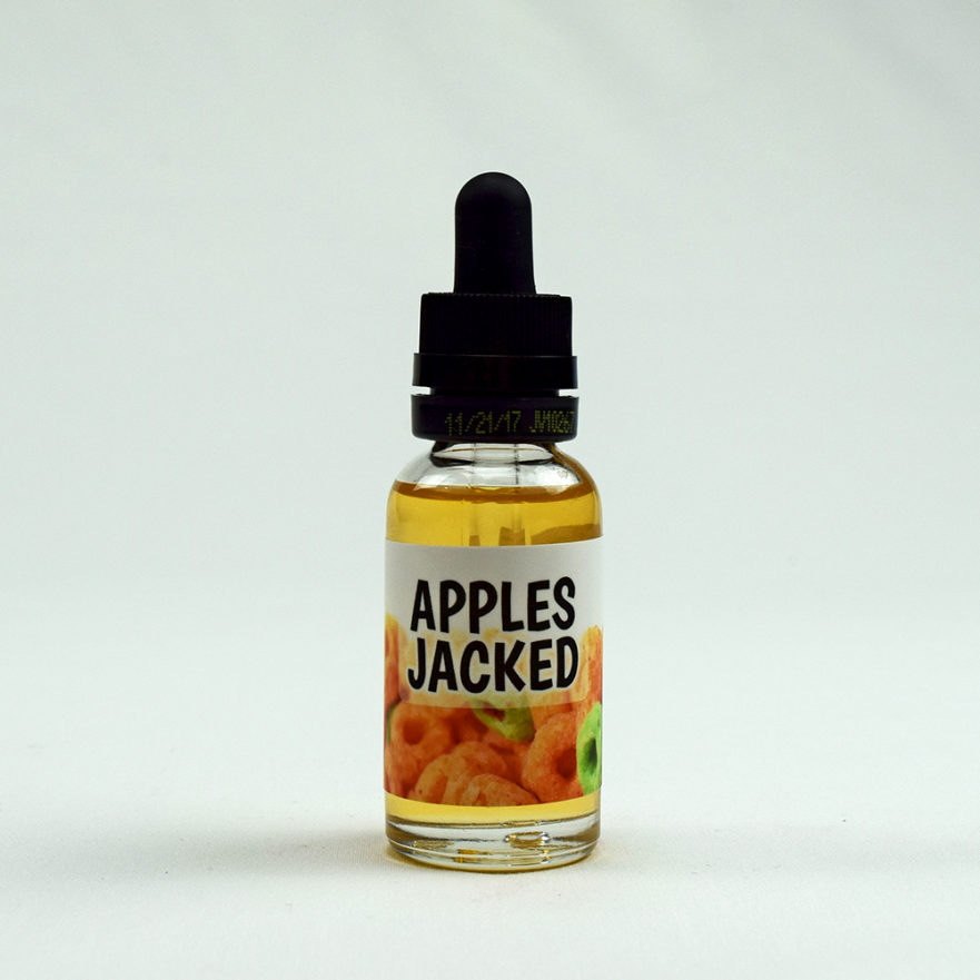 Apple Cinnamon Cereal Flavored E-Liquid