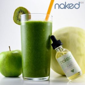 Naked 100 Green Blast Flavored Eliquid