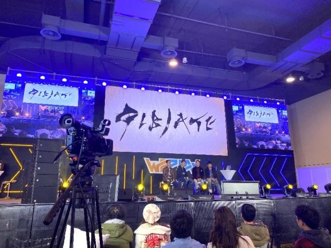 アニメ「ジビエート」、ライブ配信で56万人が視聴した 中国のゲームエキスポ「上海WePlay 2019」スペシャルステージに登壇 最新PV再生回数も開始5日で30万PVを突破!の記事画像