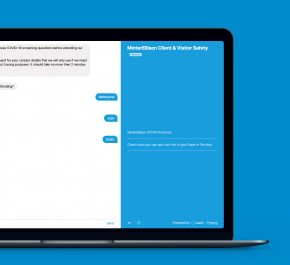 COVID-19 Client Visitor Safety Bot by MinterEllison
