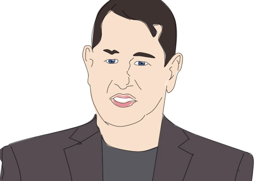 Mitch Kowalski (Illustration by Bori Ahn)