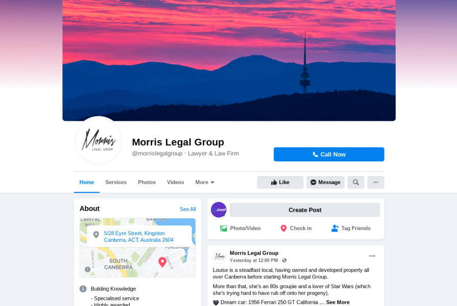 Using digital marketing and online advertising effectively helped Morris Legal Group reach the right people and reposition its services during COVID-19.
