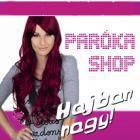 Paróka Shop Póthaj Shop Hajhosszabbítás Szeged Sándorfalva