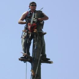 Czupár Norbert  Ipari alpinista, ipari búvár Bágyogszovát Oroszlány
