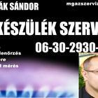 M- GÁZ SZERVÍZ Vízszerelő Kispalád Debrecen