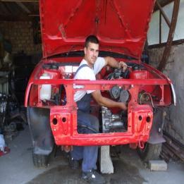 Ifj.Teiter Róbert Autószerelő Tokod Lábatlan